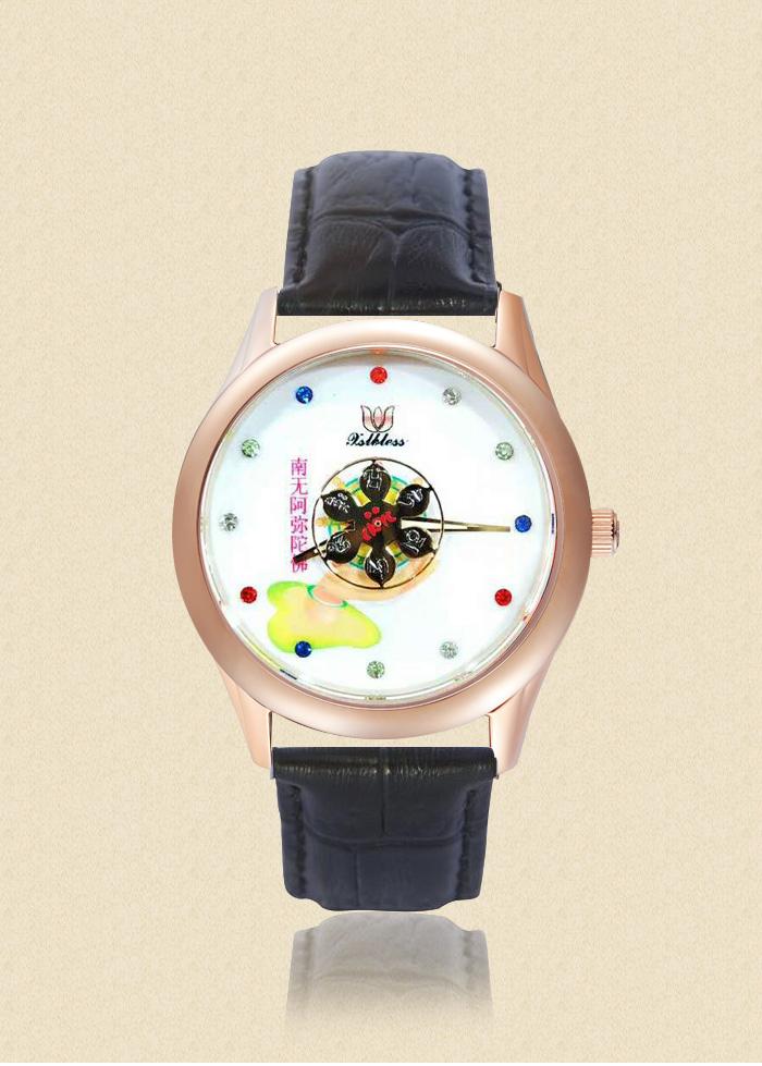 阿弥陀佛佛文化手表-SL6899