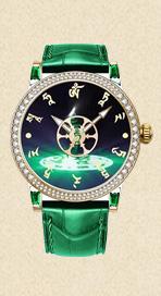 【祈福手表】绿度母佛表