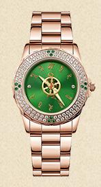 【祈福手表】绿度母佛表(如愿款)